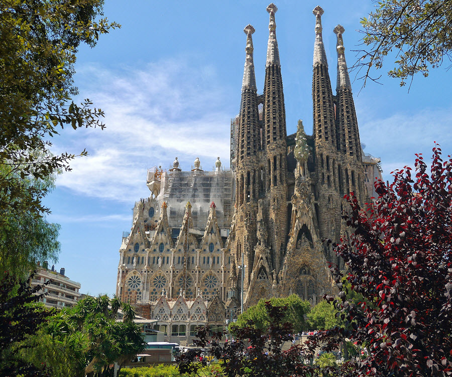Sagrada Familia tickets kopen